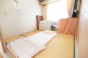 宿泊室(畳部屋)